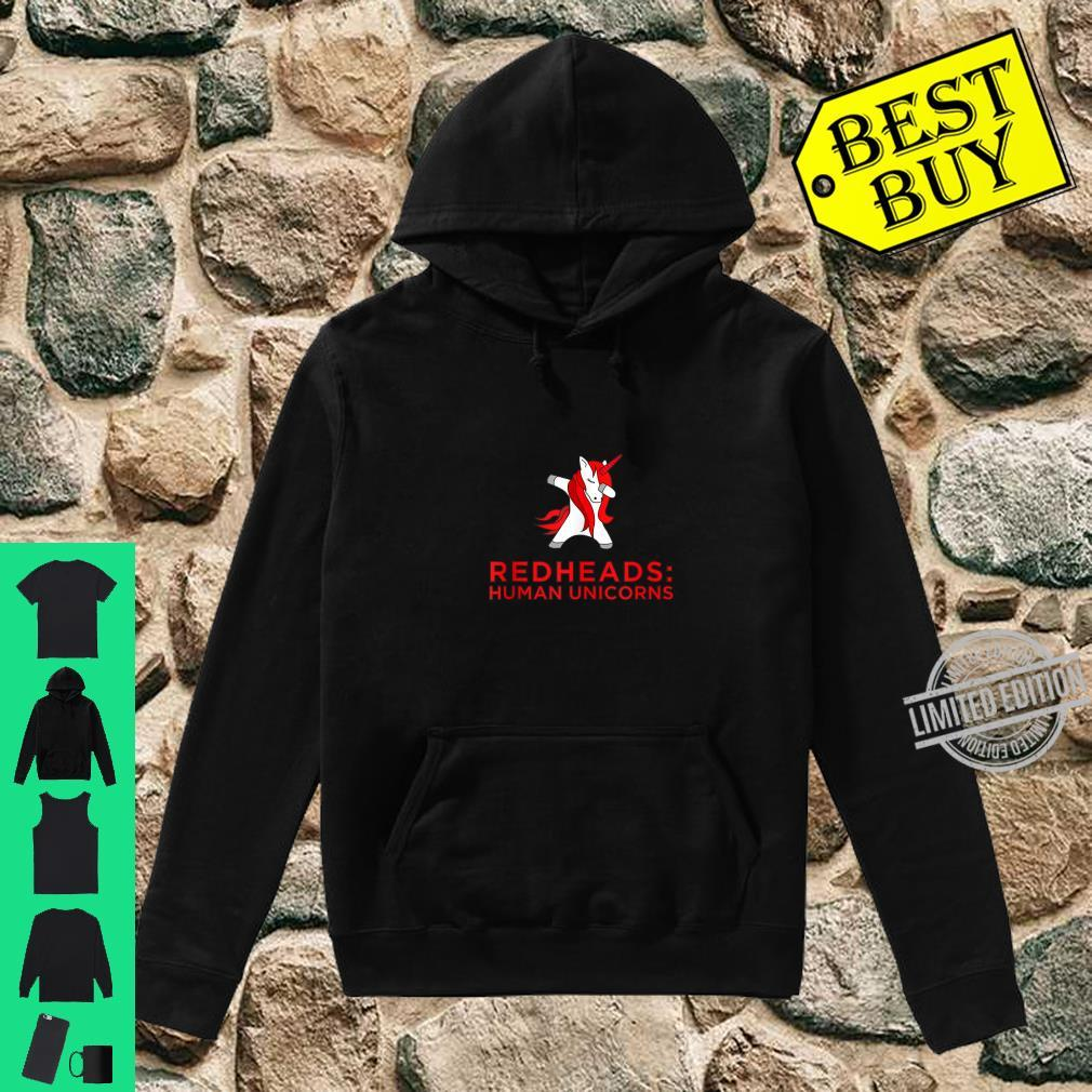 Redhead Trouble Ginger Shirt hoodie