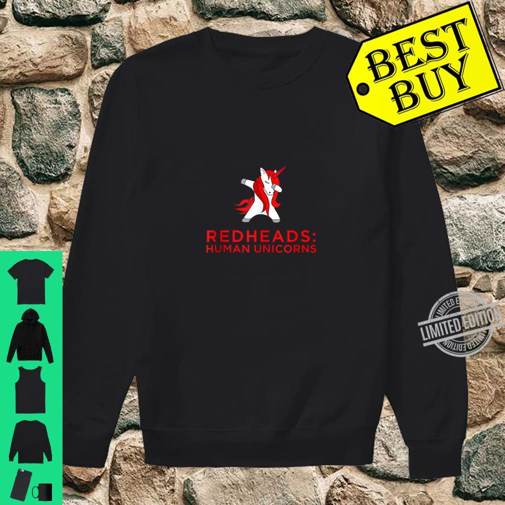 Redhead Trouble Ginger Shirt sweater